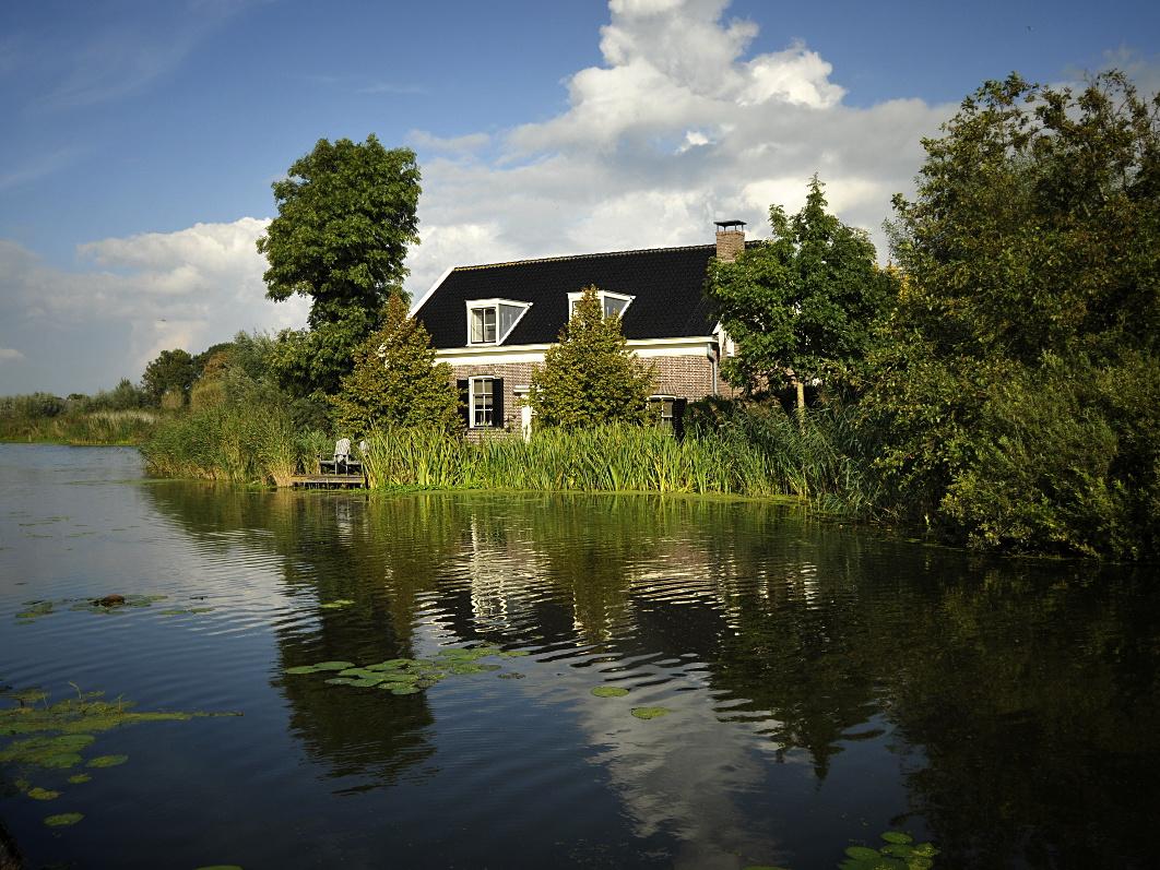 Canal à Maasland