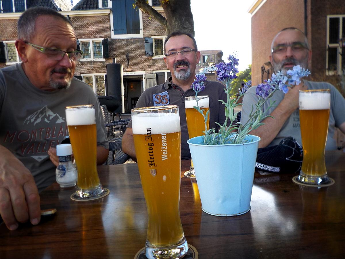 La bière hollandaise