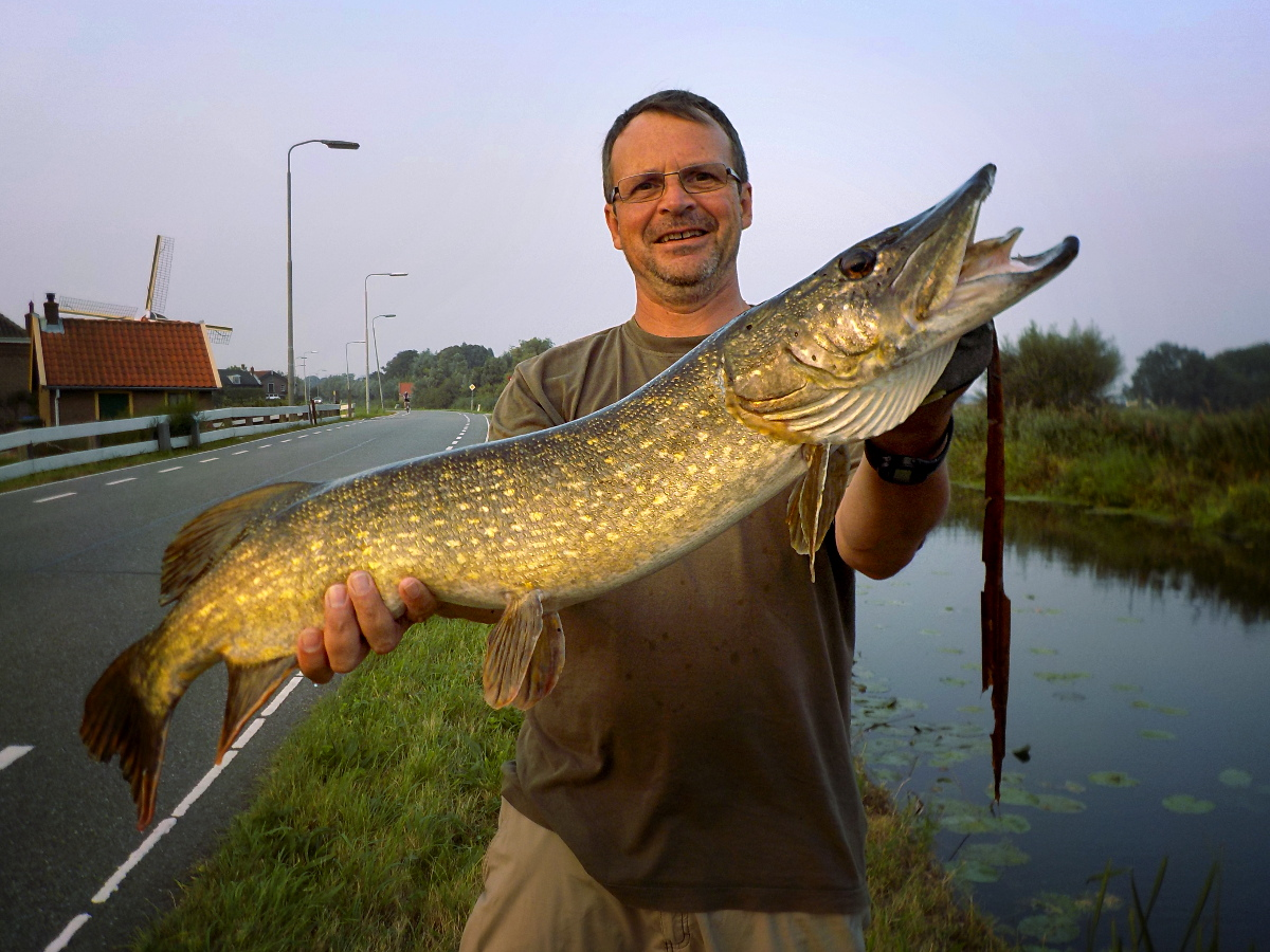 Voyage de pêche en Hollande