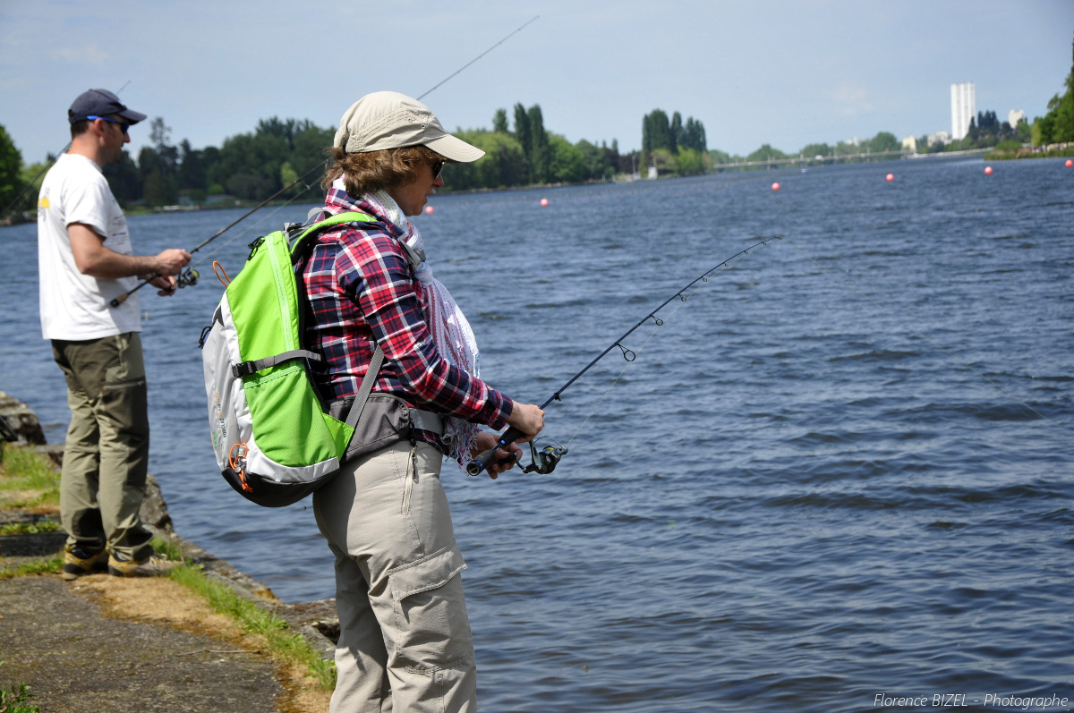 Stage de pêche aux leurres