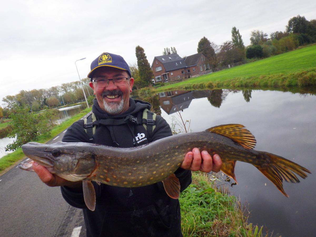 Séjour de pêche polders