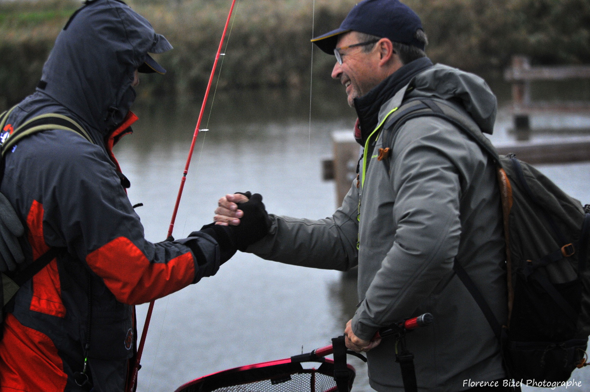 Coaching pêche aux leurres