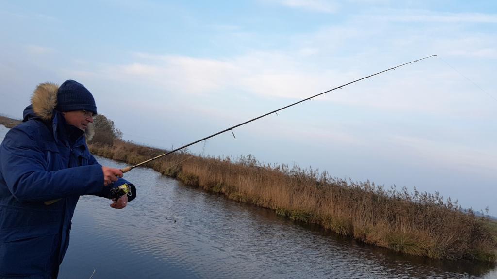 Manu Bizel, guide de pêche international