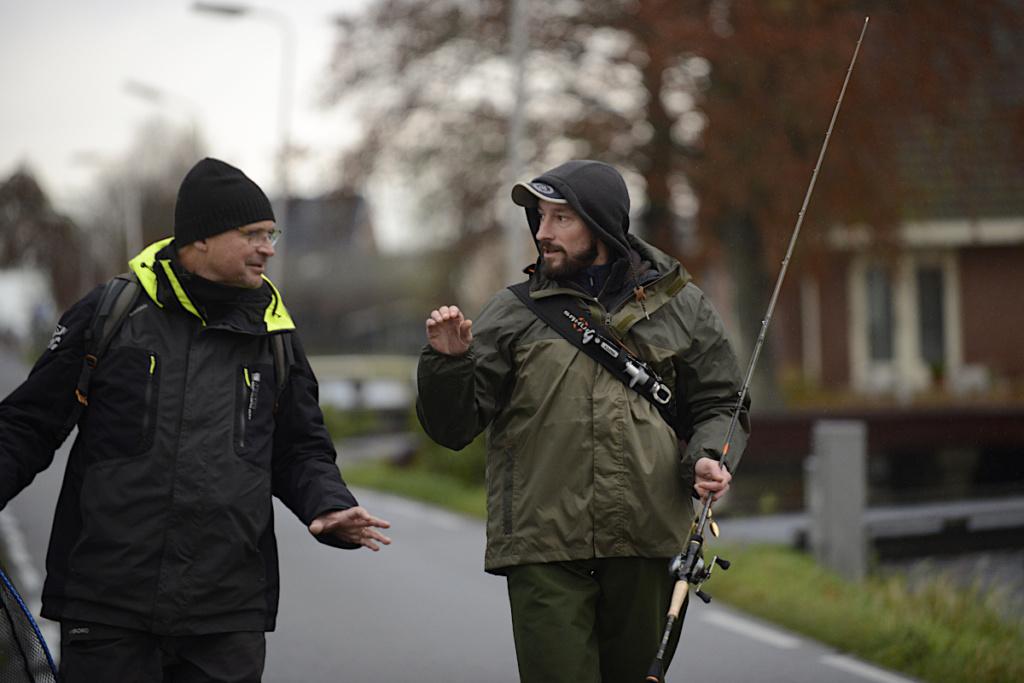 Guide de pêche international en Hollande