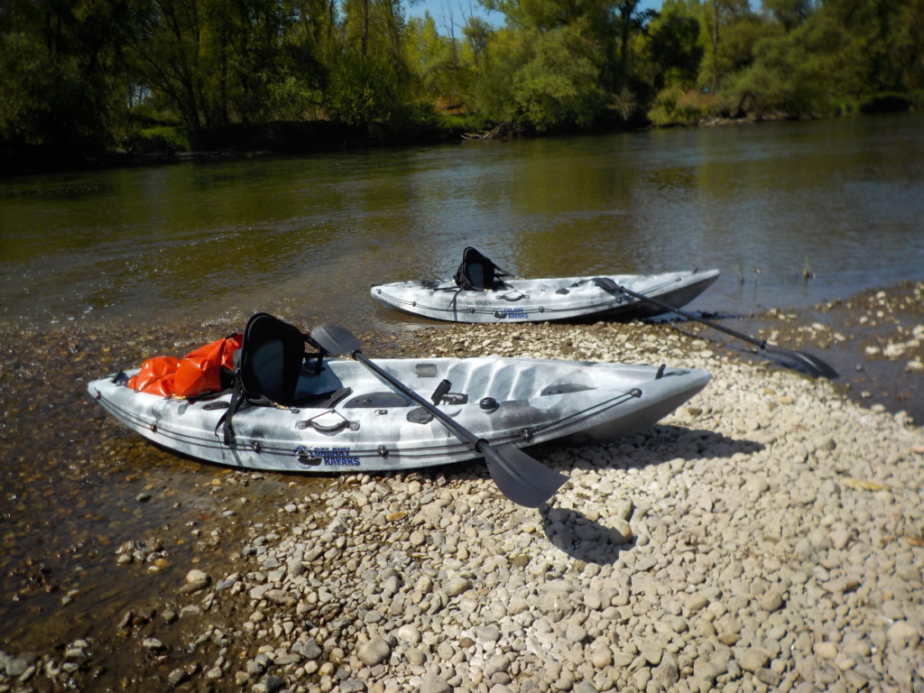 Kayaks Cruz de Galaxy Kayaks