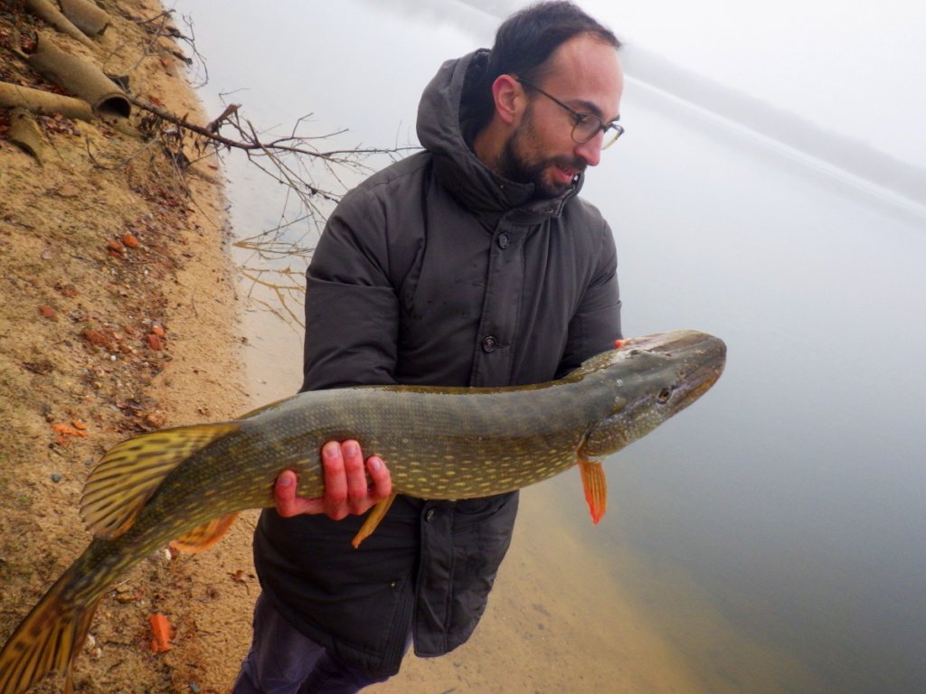 Perfectionnement pêche aux leurres
