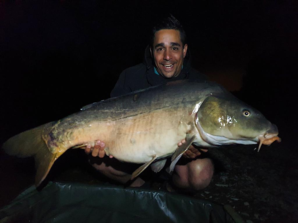 Stage de pêche à la carpe de nuit