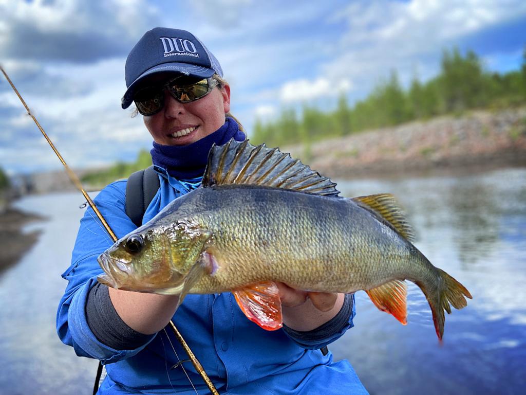 Séjour de pêche en Suède Laponie