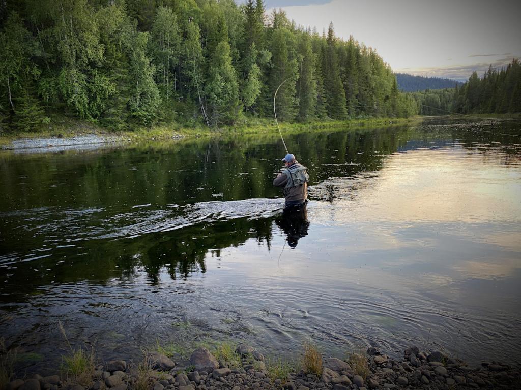 initiation pêche à la mouche